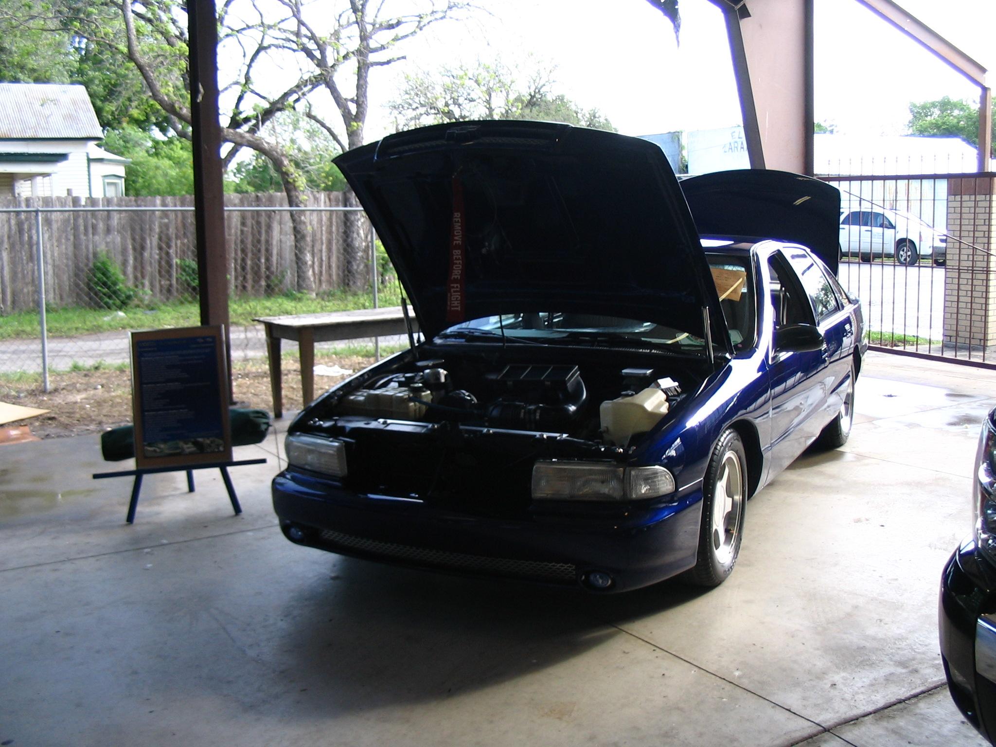 16th Annual Oilcity Car Show