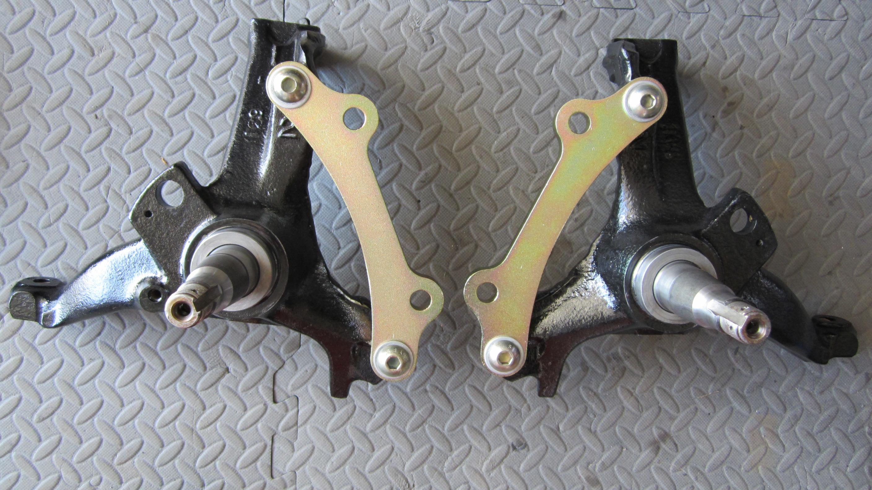 CaminoKid's Kore3 Big Brake Install & ABS Delete - Part 1